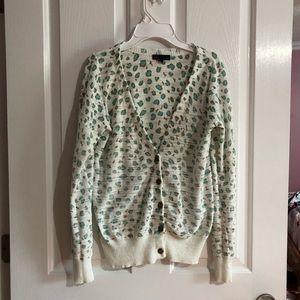 Size Medium cardigan sweater